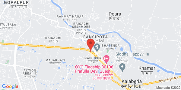 Sujay Aya Centre in Rajarhat,India  Map