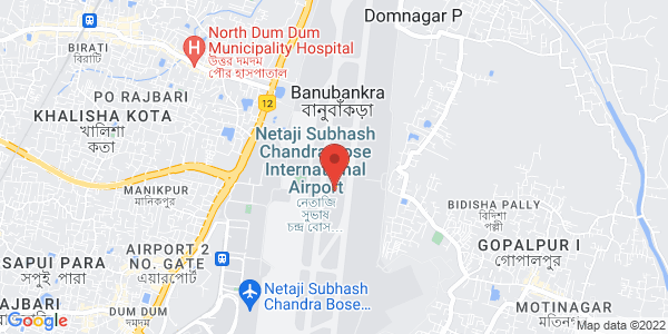 Sujay Aya Centre in near of Airport,India  Map
