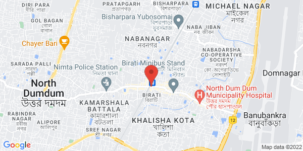 Best Aya Centre & Maid Services Provider in Birati Map