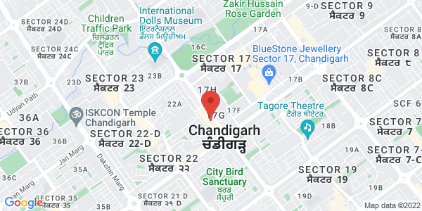 Dr. Beerinder Singh Yogi Chief Sexologist Wins Champions of Change Award Map