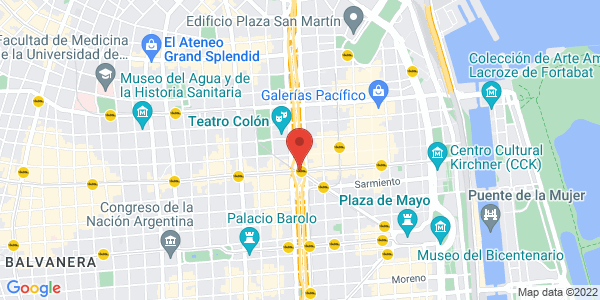 Club de Viajes y Turismo Exclusivo Mapa