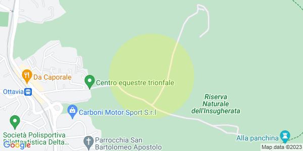 Roma Riserva naturale dell'Insugherata
