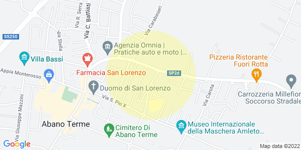 Abano Terme, PD, Italia