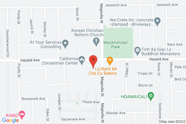 Acuity Eye Group & Retina Institute - Westminster Map