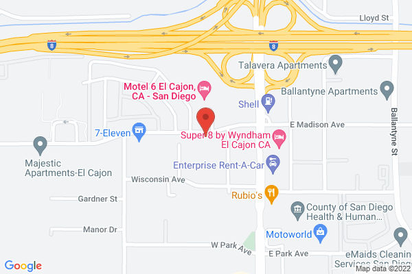 Eye Physicians Medical Group Map