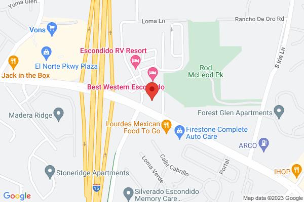 Premiere Ambulatory Surgery Center Map