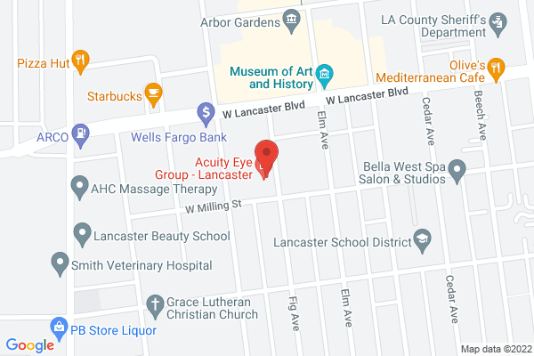 Trinity Surgical Solutions Map