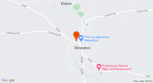 Aerial view of Maddington House