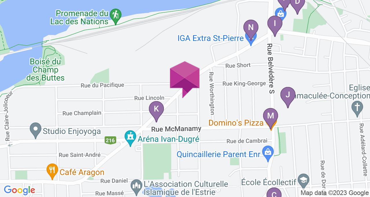 Résidence du Roy, Sherbrooke