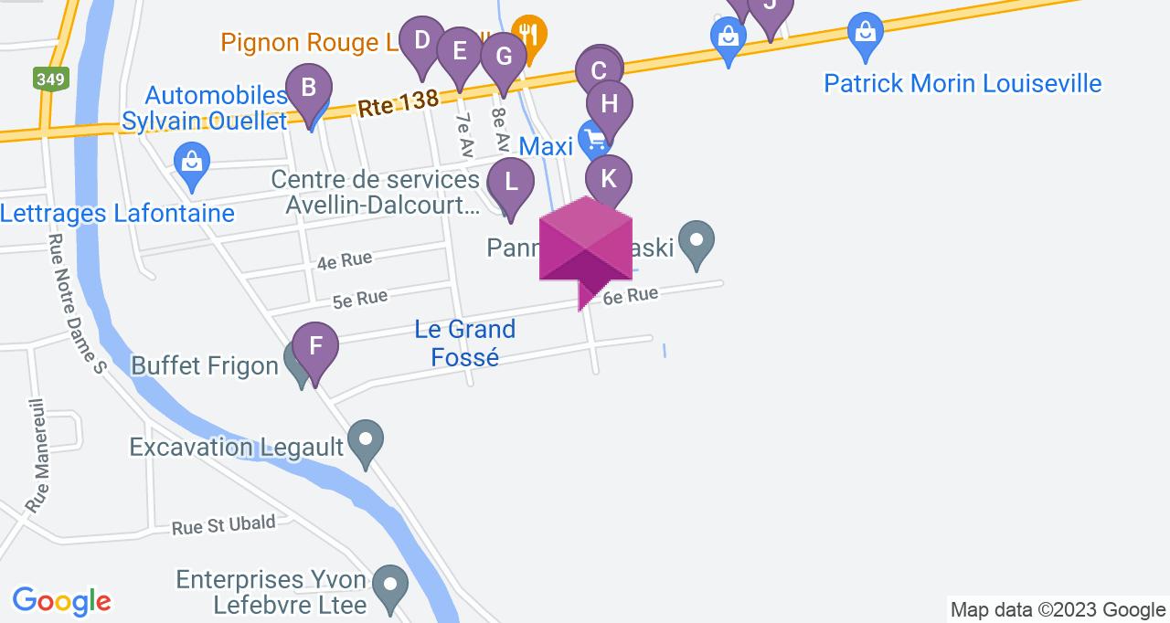 Résidence des Bâtisseurs - Louiseville
