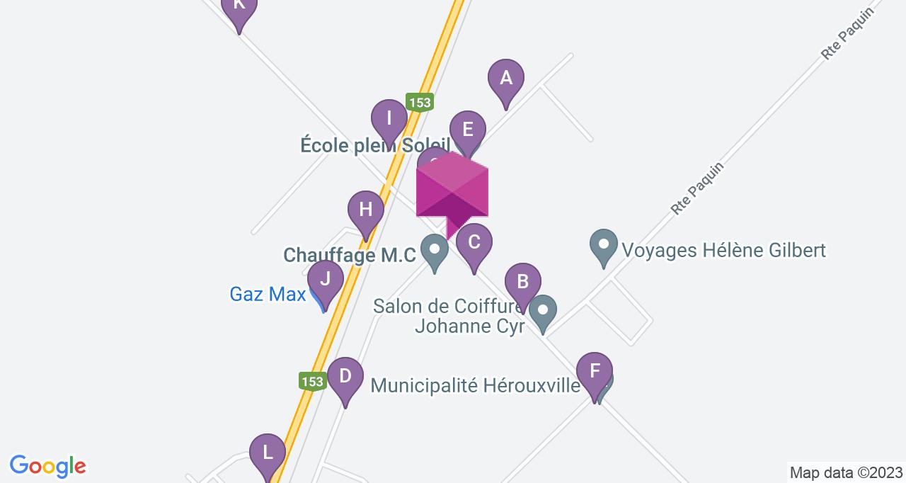 Résidence d'Hérouxville
