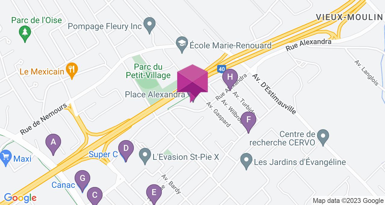 Résidence Place Alexandra, Beauport