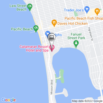 3999 Mission Blvd, San Diego, CA 92109, USA