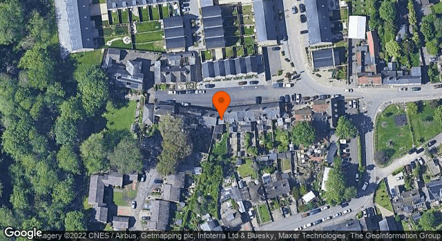 Aerial view of 1-7, Mill Road, Oxford