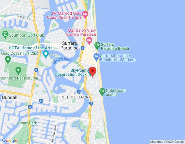 Q1 Spa – Gold Coast