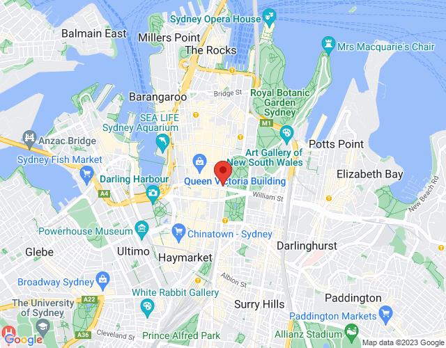 TONI&GUY Sydney CBD
