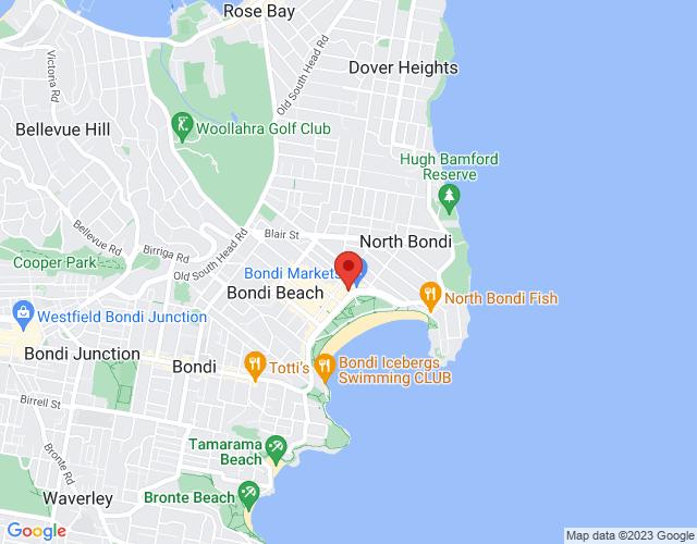 The Pacific Club Bondi Beach