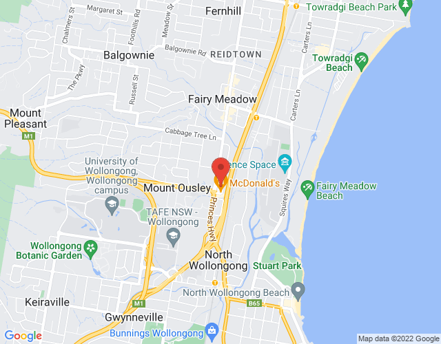 Outback Steakhouse - Wollongong