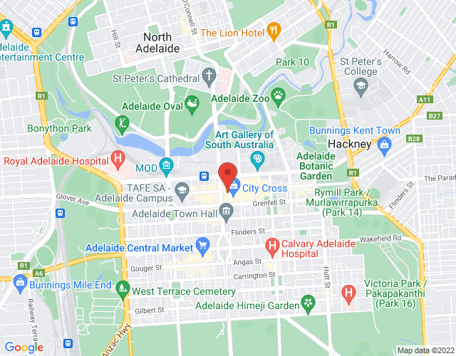 Jurlique Rundle Mall Adelaide