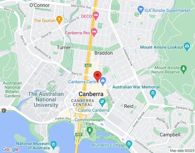 Jamie's Italian Canberra