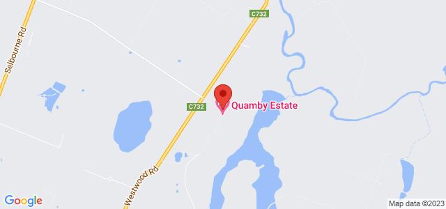 Quamby Estate location on map