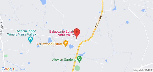 Balgownie Estate Vineyard Resort & Spa location on map