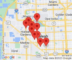 BP near Miami, FL
