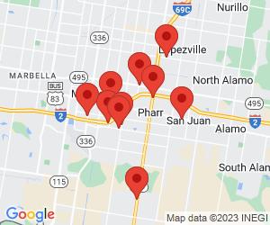 Cricket Wireless near Pharr, TX