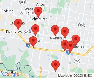 Subway near Mission, TX
