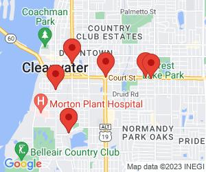 Orthodontists near Clearwater Beach, FL