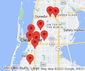 Cellular Telephone Service near Clearwater Beach, FL
