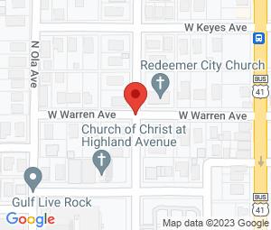Zion Lutheran Church at Tampa, FL 33602