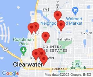 Automobile Accessories near Clearwater Beach, FL