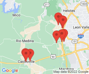 Pizza near Rio Medina, TX