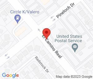 US Post Office at Houston, TX 77062