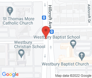 Westbury Church of Christ at Houston, TX 77096