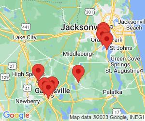 RadioShack near Starke, FL
