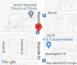 North Wayside Church Of Christ at Houston, TX 77028