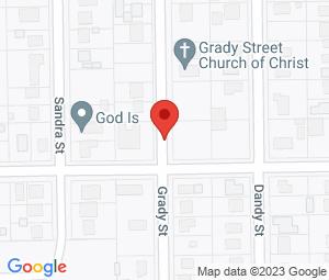 Grady Street Church Of Christ at Houston, TX 77016