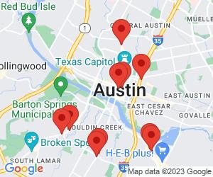 Chase ATM near Austin, TX