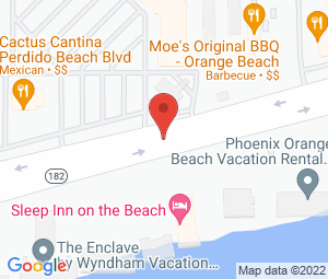 The Salon at Orange Beach, AL 36561
