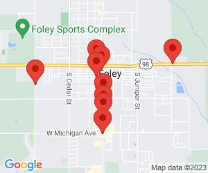 Automobile Parts & Supplies near Foley, AL