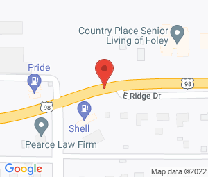 Gulf Coast Medical Center, Day Spa, & Salon at Foley, AL 36535