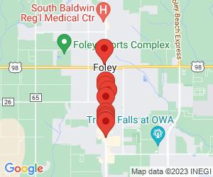 American Restaurants near Foley, AL