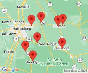 Schools near New Augusta, MS