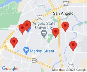 H&R Block near San Angelo, TX