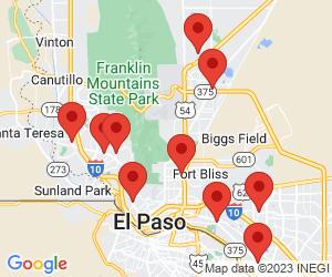 Domino's Pizza near El Paso, TX