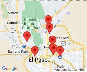 Sprint near El Paso, TX