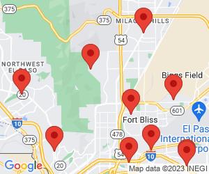 Arby's near El Paso, TX