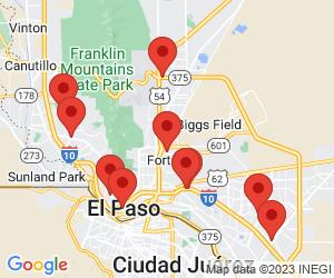 Wells Fargo Bank near El Paso, TX